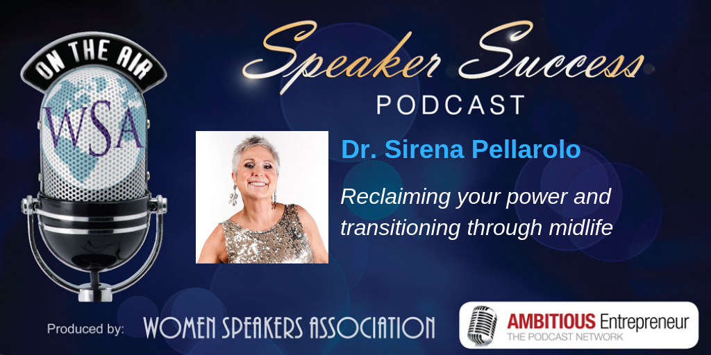 Reclaiming your power and transitioning through midlife