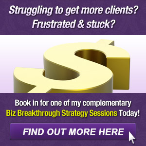 Business Breakthrough Strategy Session!