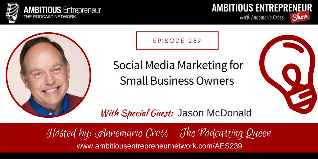 social media marketing for small business books