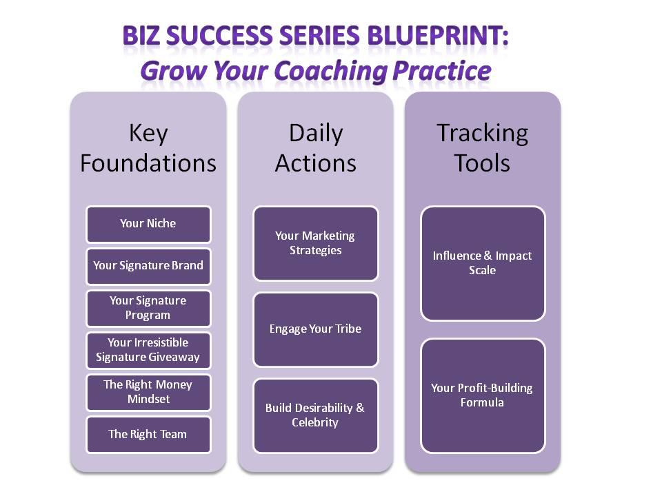 BSS Blueprint