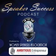 WSA_SpeakerSuccessPodcast_iTunes_Logo