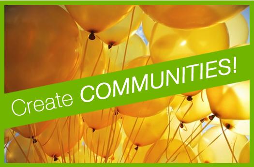 create-communities
